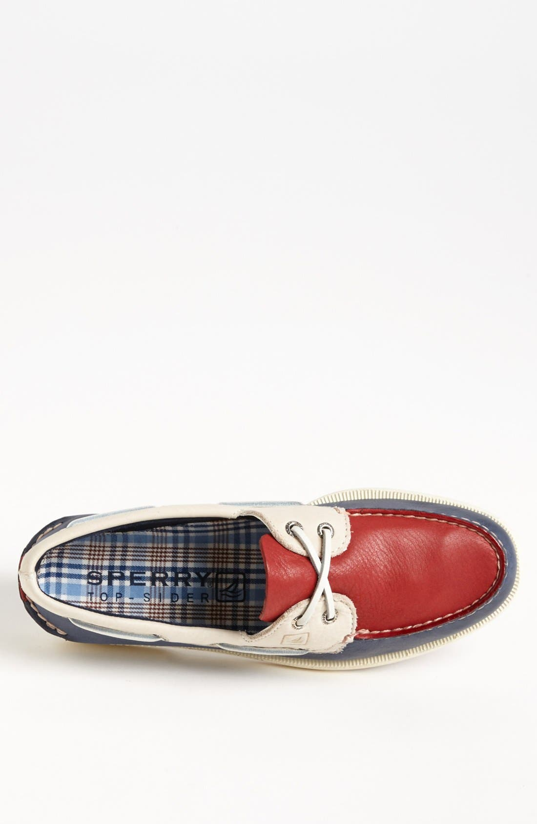 Alternate Image 3  - Sperry Top-Sider® 'Authentic Original' Burnished Boat Shoe (Men)
