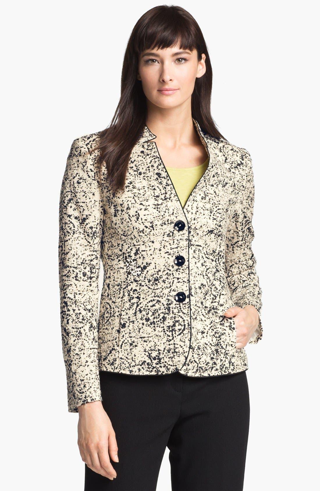 Alternate Image 1 Selected - Santorelli 'Adelina' Jacket