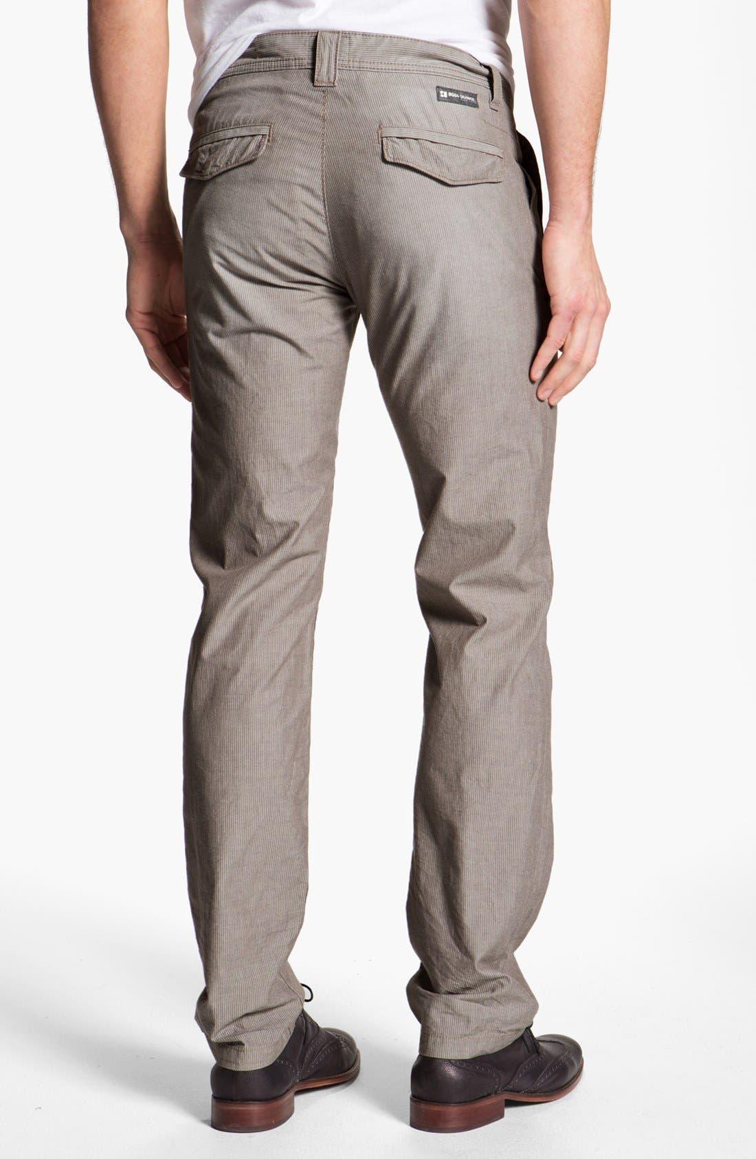 Alternate Image 2  - BOSS Orange 'Sairy' Slim Straight Leg Chinos