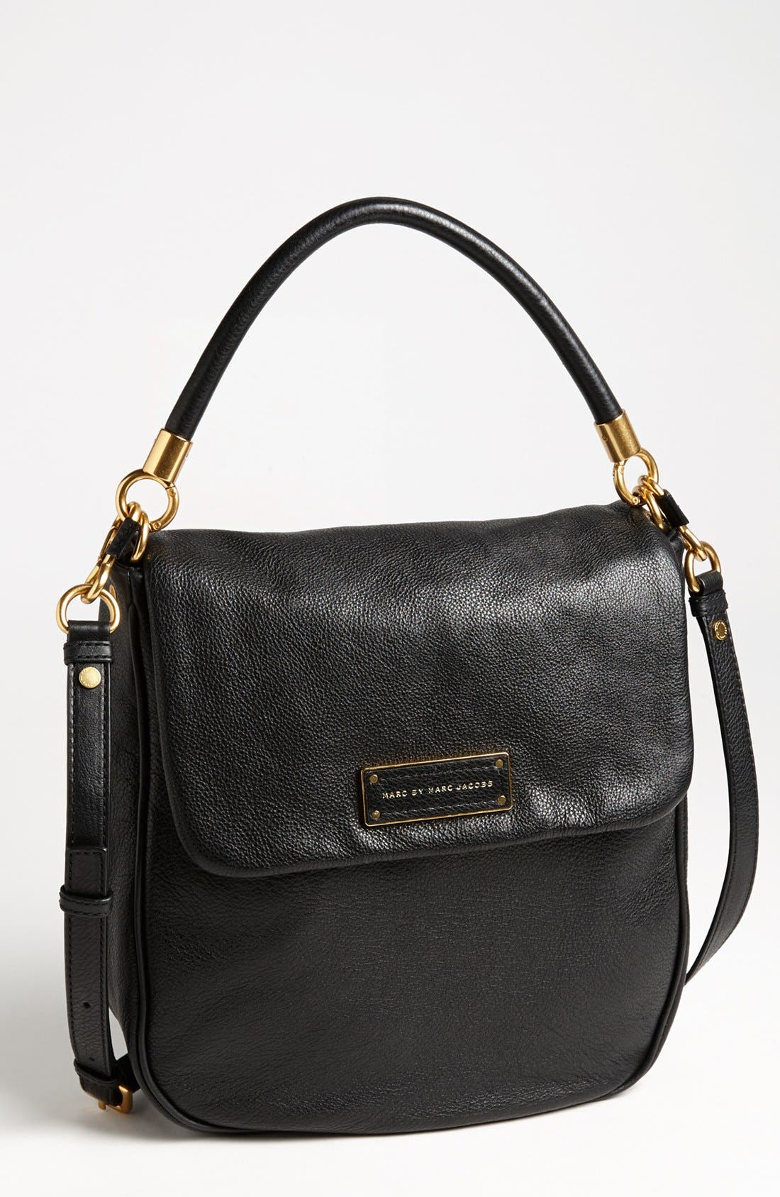 Main Image - MARC BY MARC JACOBS 'Too Hot to Handle - Laetitia' Leather Hobo