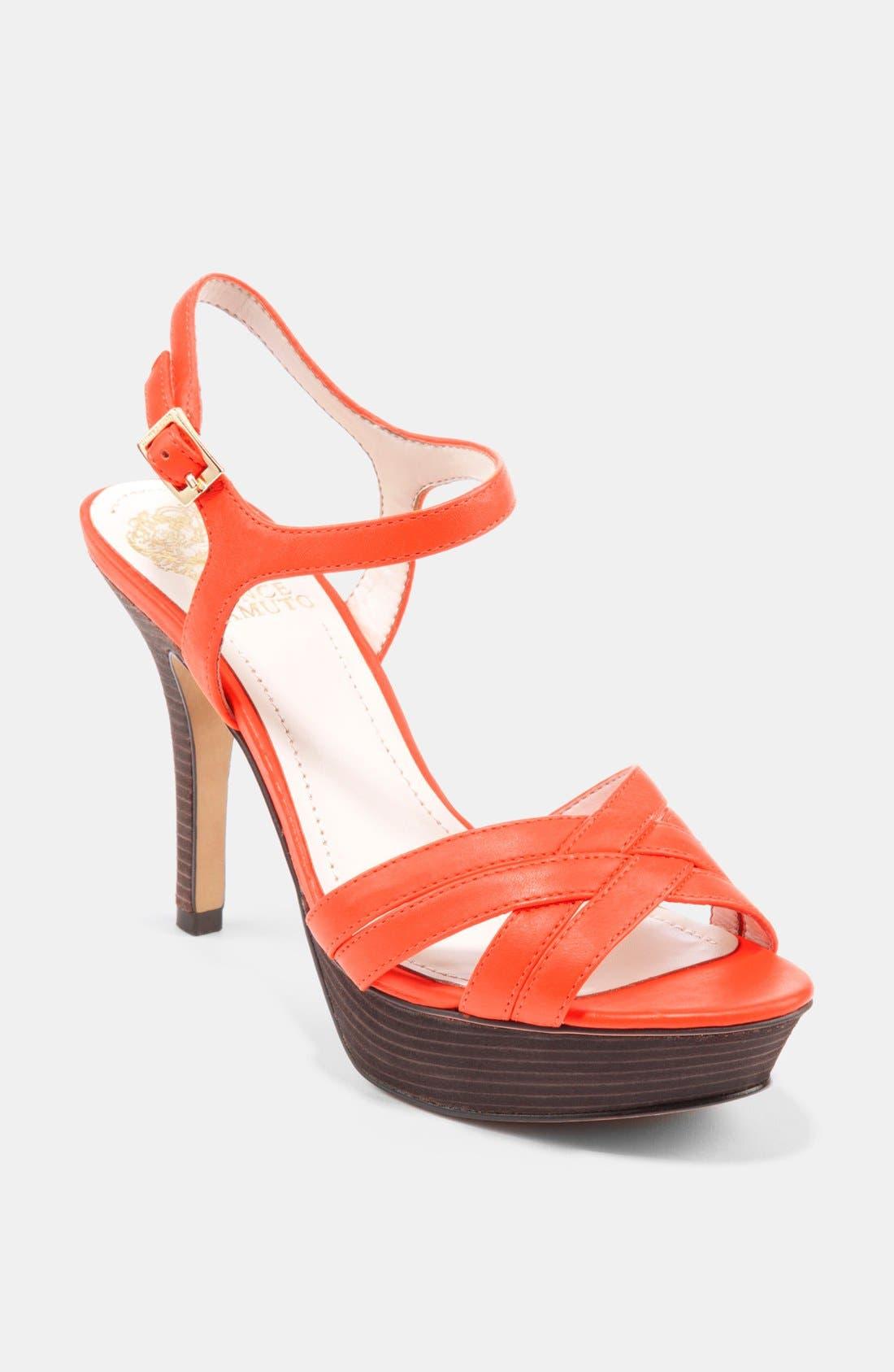 Alternate Image 1 Selected - Vince Camuto 'Paden' Sandal