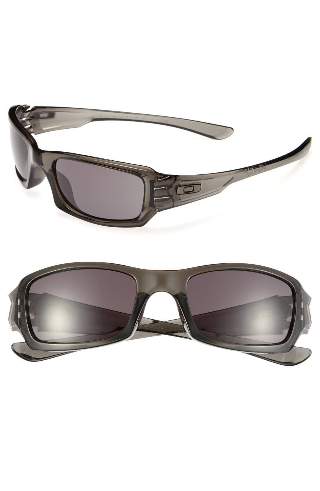 Alternate Image 1 Selected - Oakley 'Fives Squared' 54mm Sunglasses