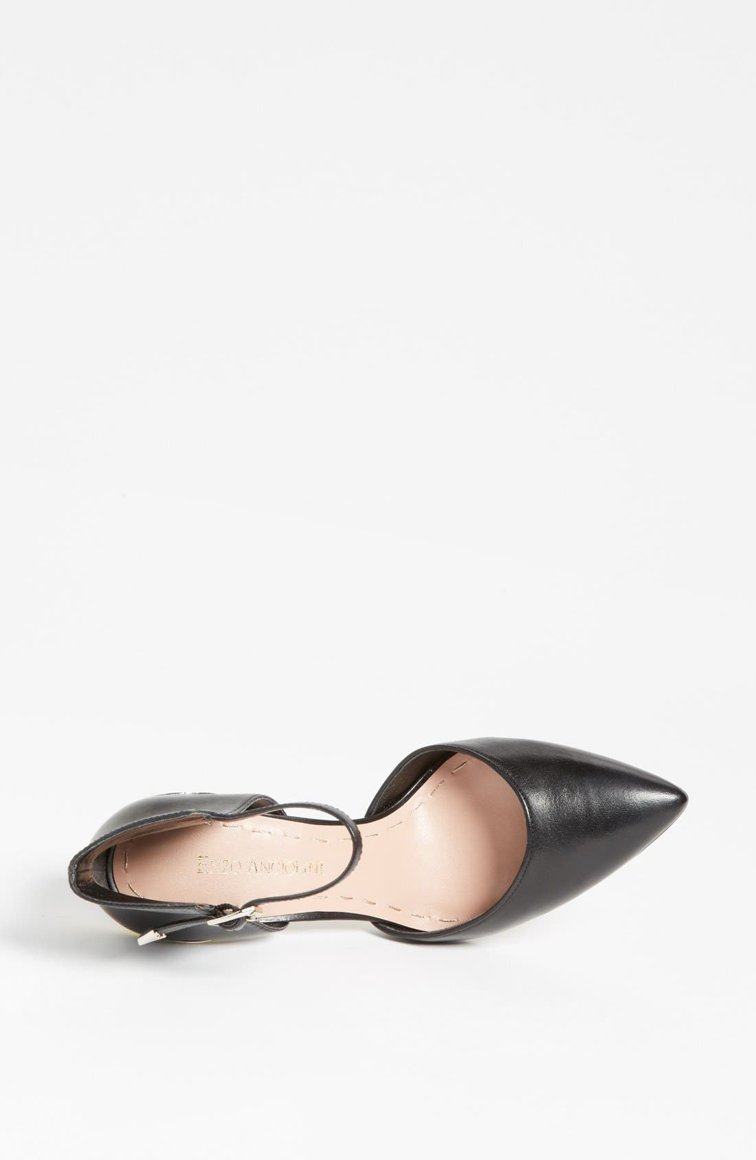 Alternate Image 3  - Enzo Angiolini 'Caswell' Pump (Nordstrom Exclusive)