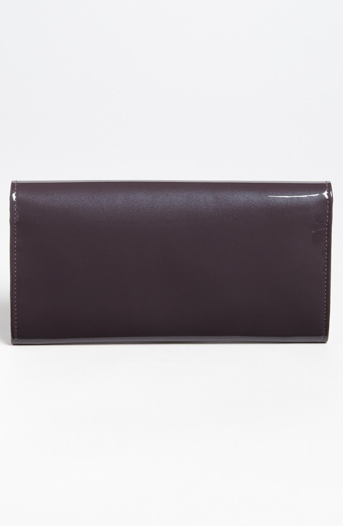 Alternate Image 4  - Jimmy Choo 'Reese' Patent Leather Clutch