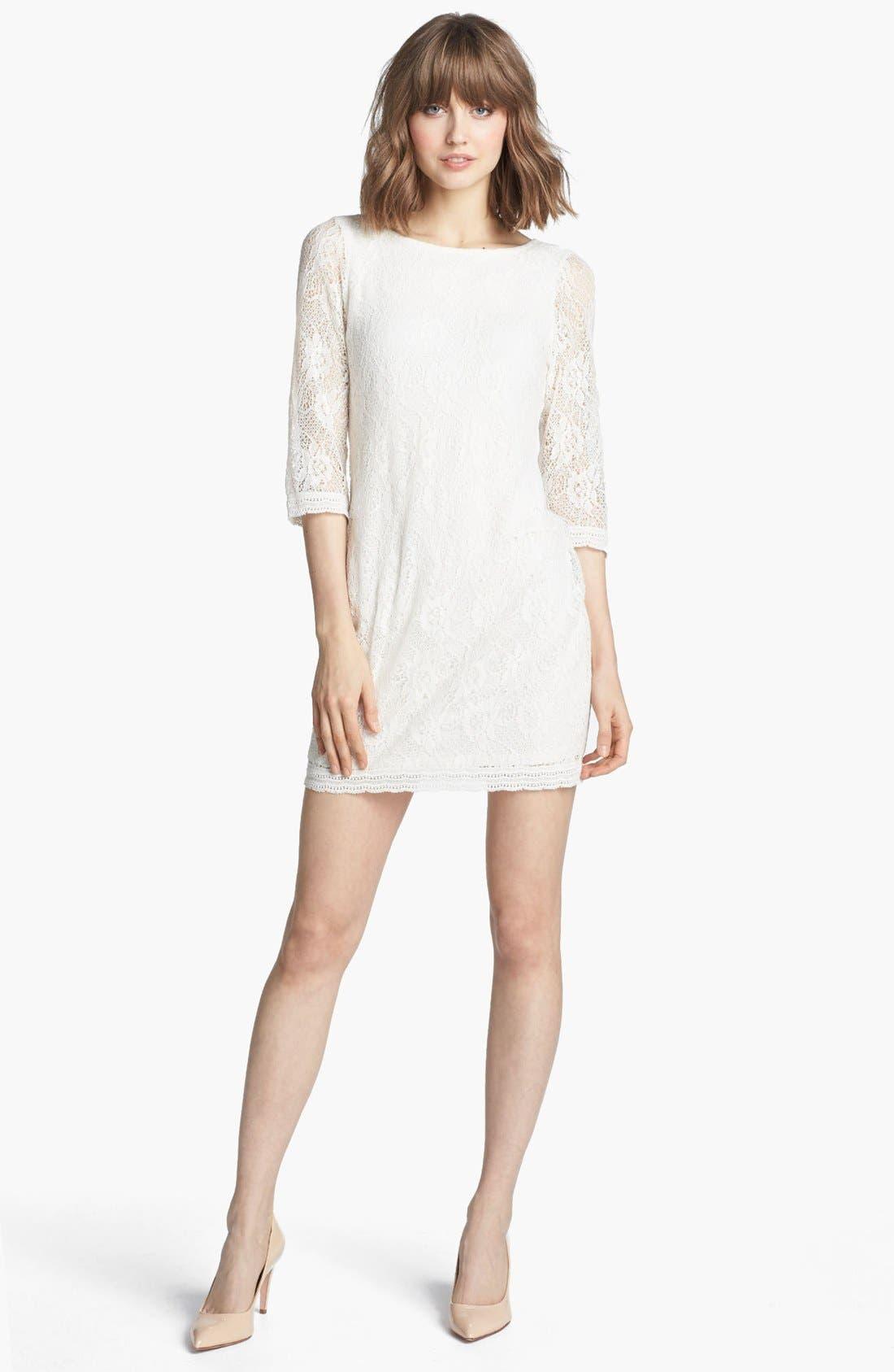 Alternate Image 1 Selected - Sanctuary Lace Dress