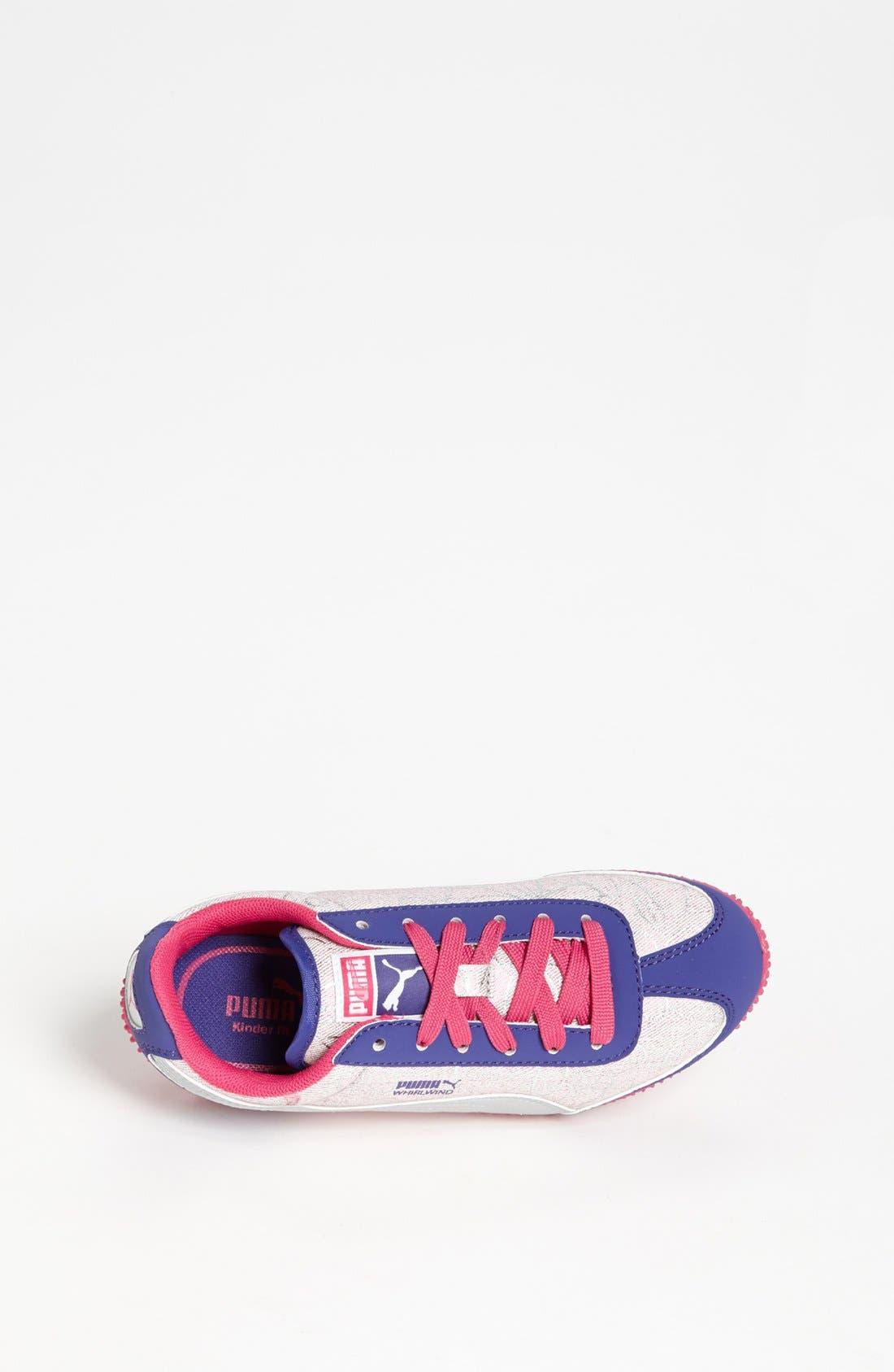 Alternate Image 3  - PUMA 'Whirlwind Swirl Jr.' Sneaker (Toddler, Little Kid & Big Kid)