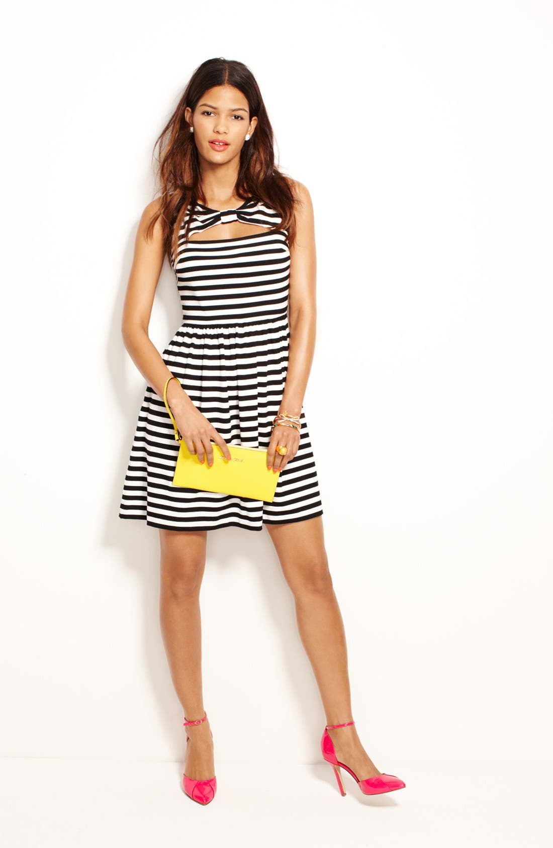 Alternate Image 1 Selected - Betsey Johnson Dress & Accessories