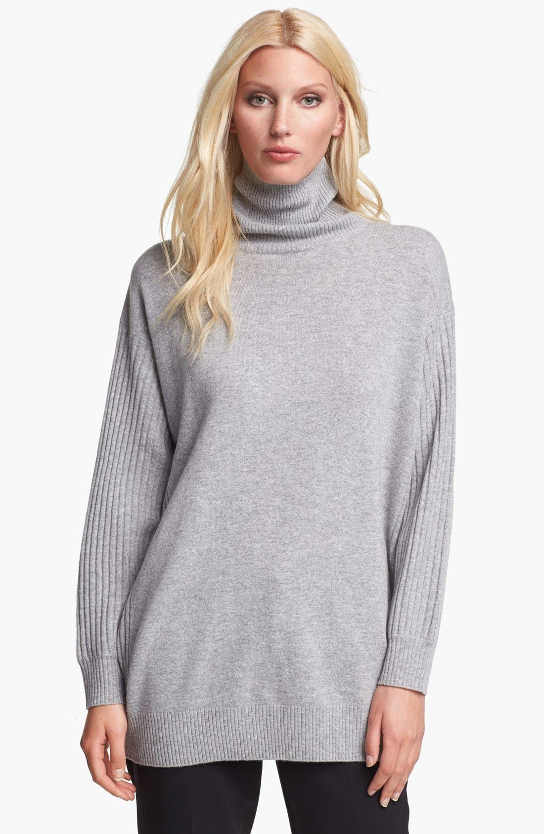 Alternate Image 1 Selected - Vince Wool & Cashmere Sweater