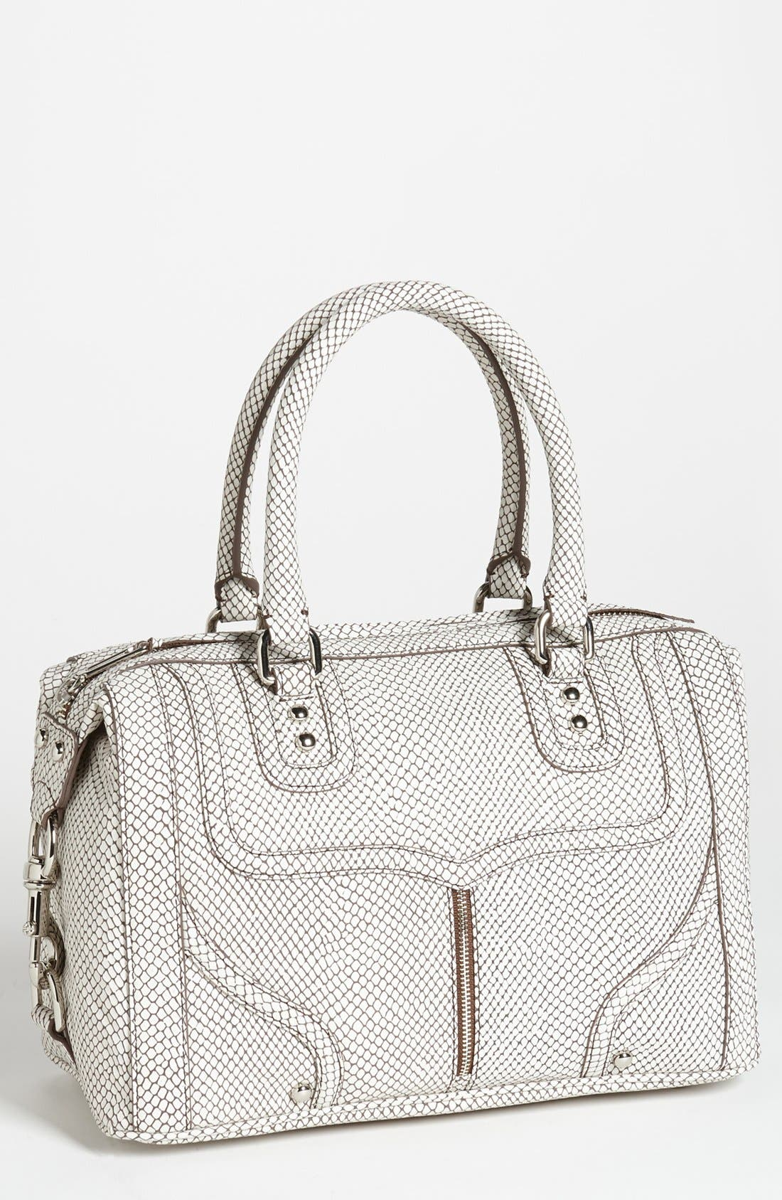 Alternate Image 1 Selected - Rebecca Minkoff 'MAB Mini - Bombe' Satchel