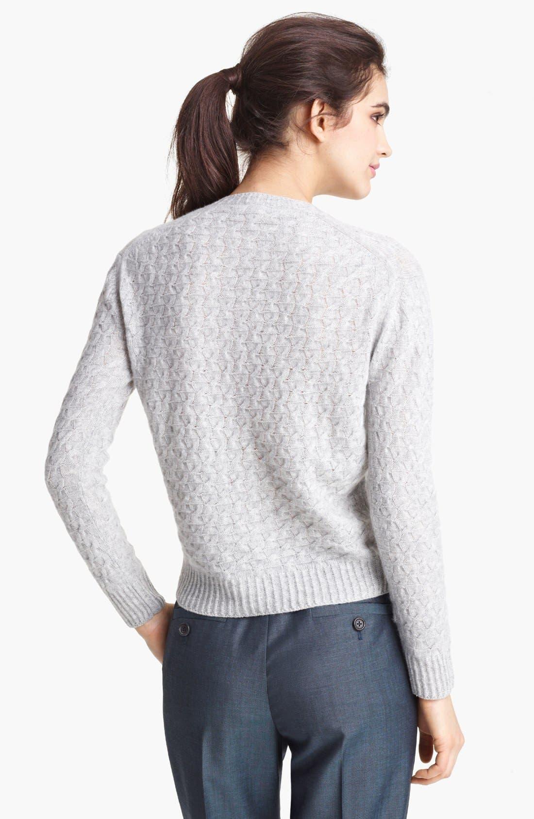Alternate Image 2  - MARC JACOBS V-Neck Cashmere Sweater
