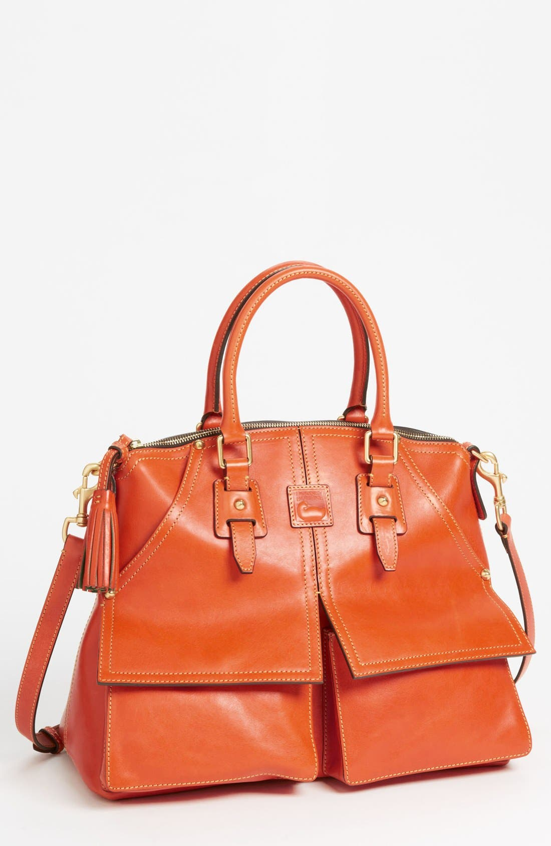 Alternate Image 1 Selected - Dooney & Bourke 'Clayton' Satchel