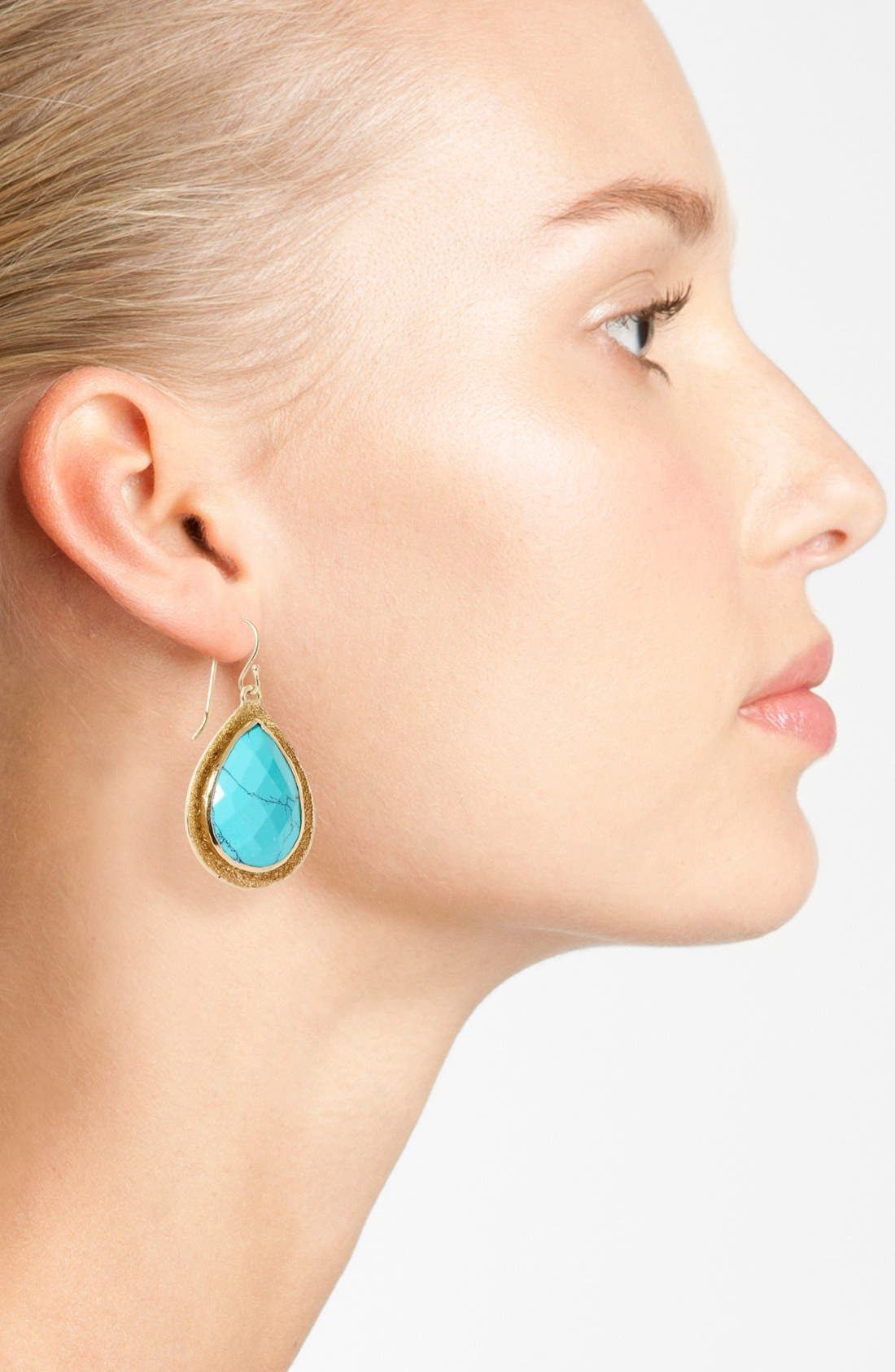 Alternate Image 2  - Melinda Maria 'Genevieve' Teardrop Earrings