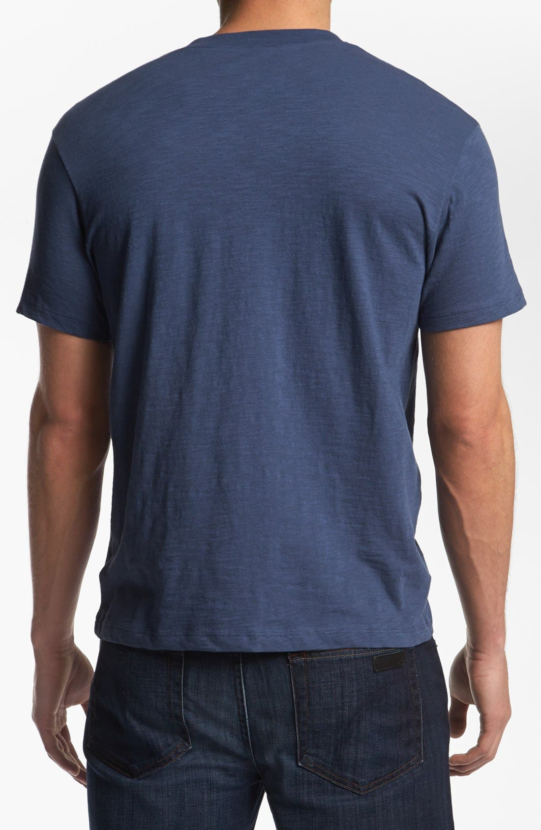 Alternate Image 2  - 47 Brand 'Chicago Cubs - JV Scrum' T-Shirt