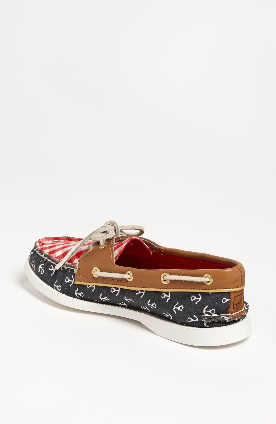 Alternate Image 2  - Sperry 'Authentic Original' Boat Shoe (Women)