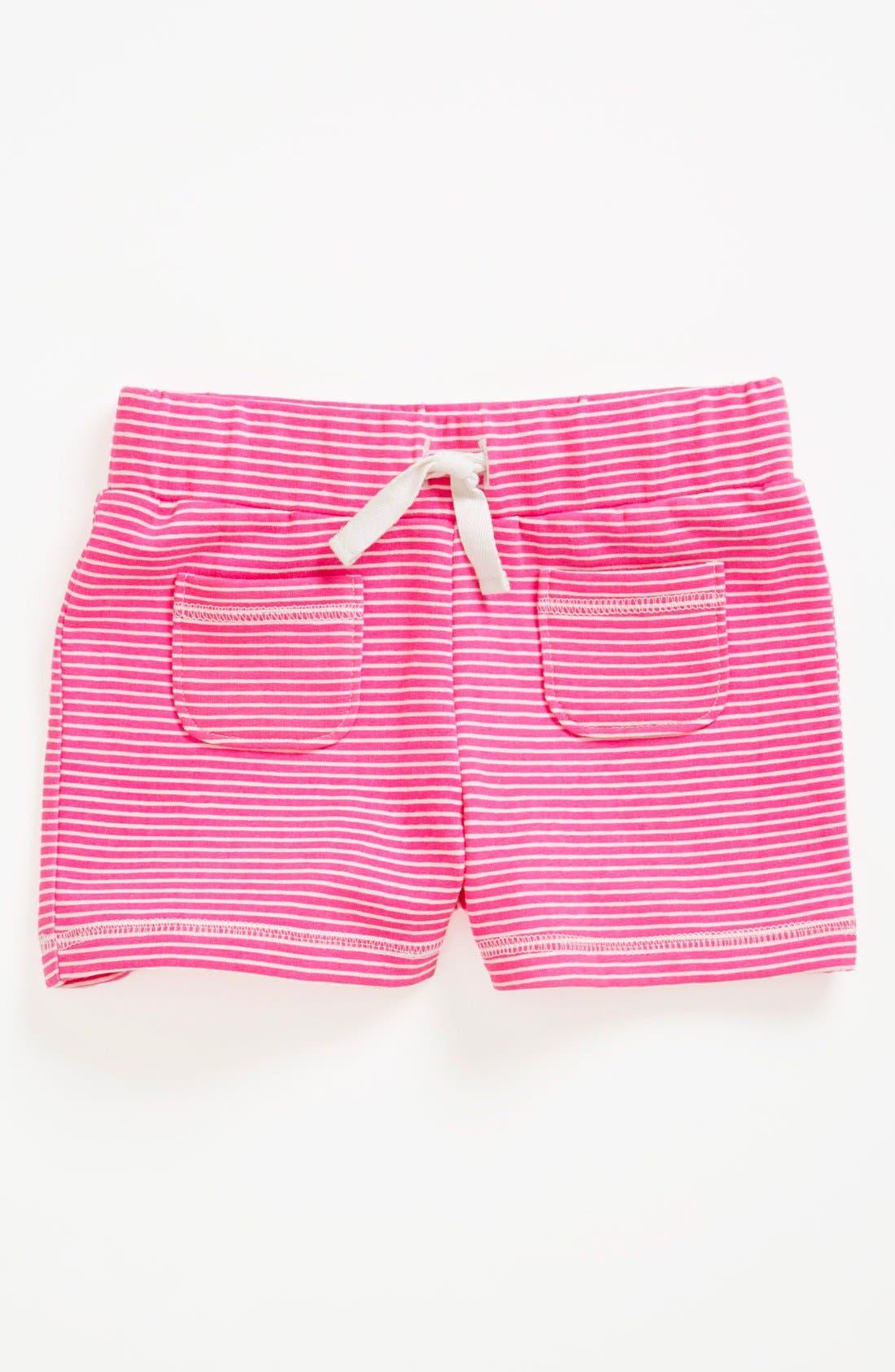 Main Image - Tucker + Tate 'Sadie' Knit Shorts (Toddler Girls)