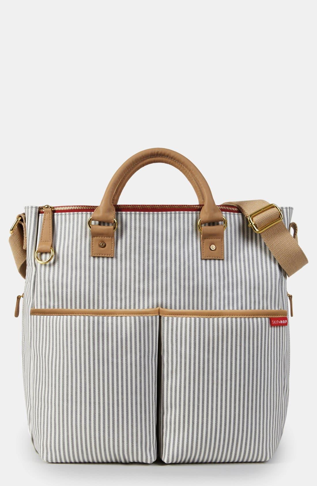 Alternate Image 1 Selected - Skip Hop 'Duo' Diaper Bag