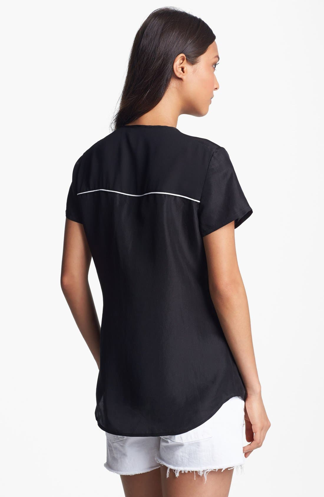 Alternate Image 2  - Hinge® Embroidered Western Shirt