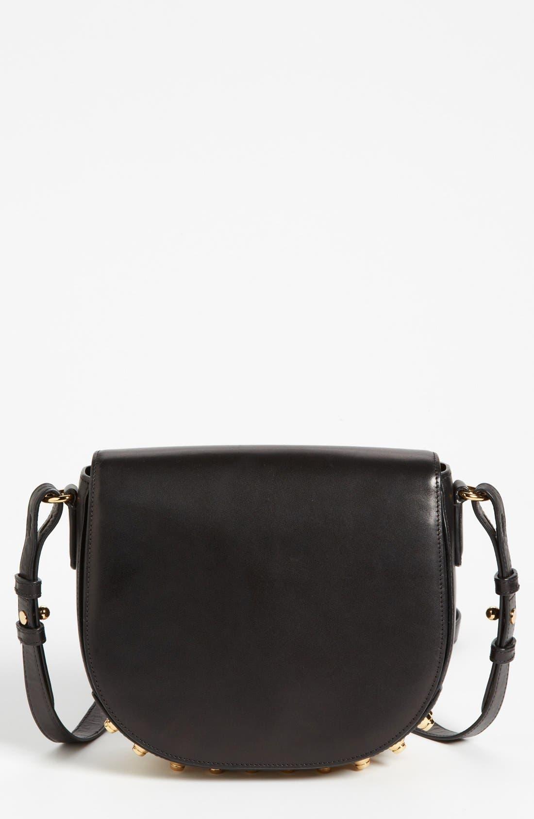 Alternate Image 1 Selected - Alexander Wang 'Lia - Small' Leather Crossbody Bag