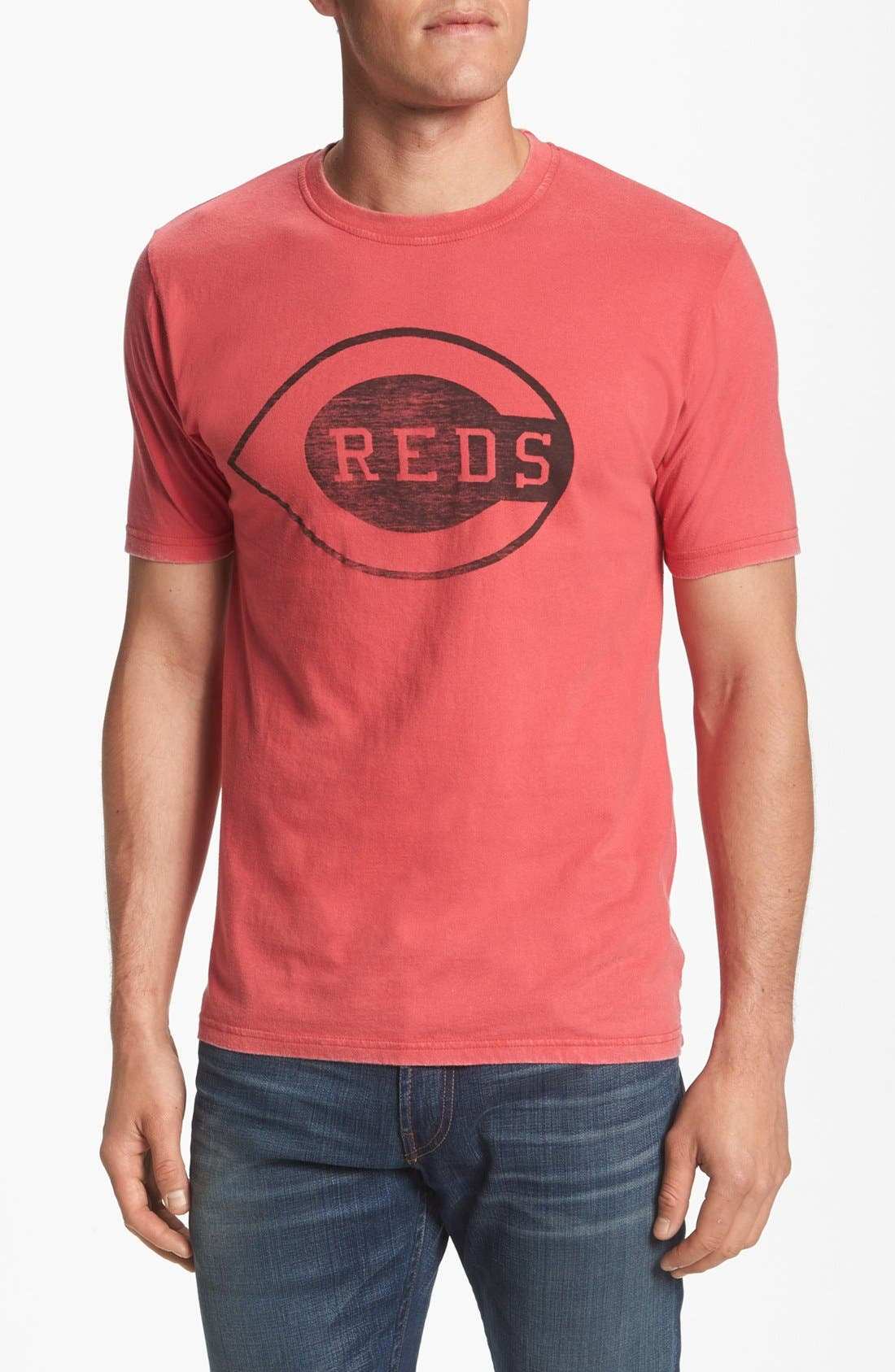 Alternate Image 1 Selected - Red Jacket 'Reds - Reversal' T-Shirt