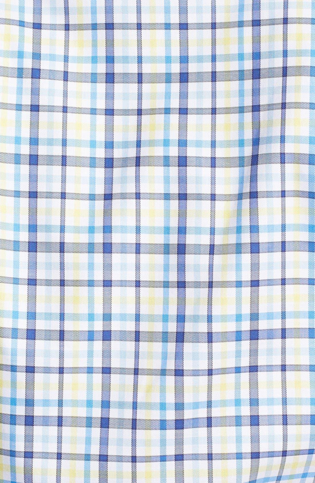 Alternate Image 3  - Nordstrom Smartcare™ Traditional Fit Short Sleeve Dress Shirt