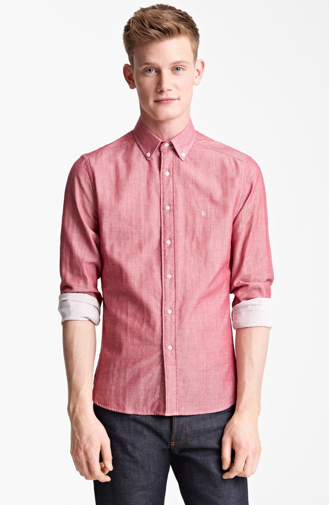 Alternate Image 1 Selected - Shipley & Halmos 'Booster' Sport Shirt