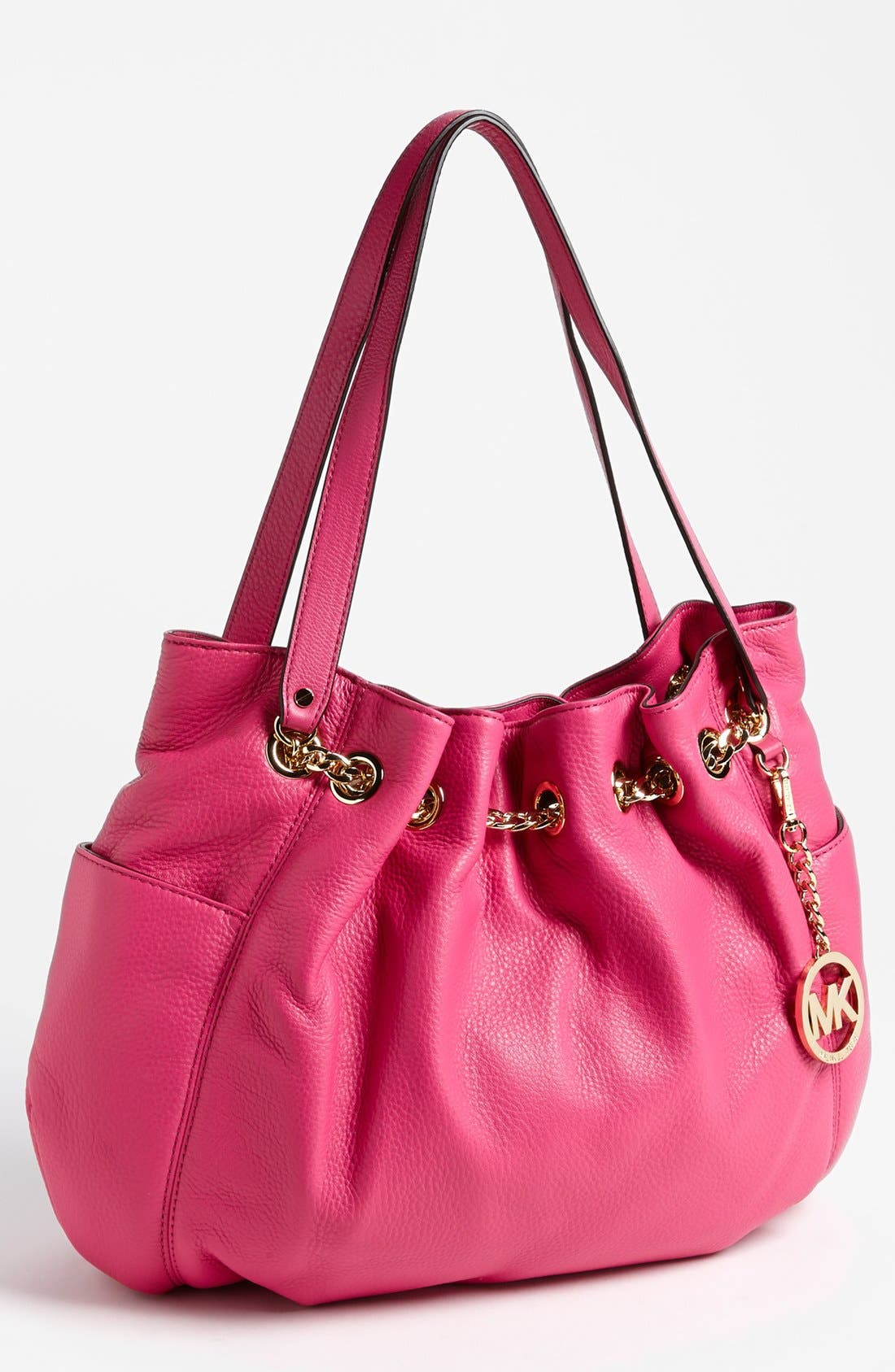 Alternate Image 1 Selected - MICHAEL Michael Kors 'Jet Set - Chain Ring' Tote (Special Purchase)