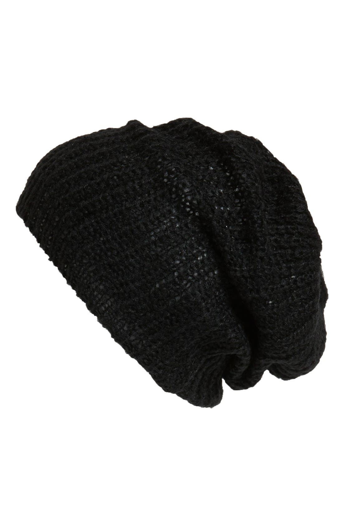 Alternate Image 1 Selected - BP. Knit Slouchy Beanie