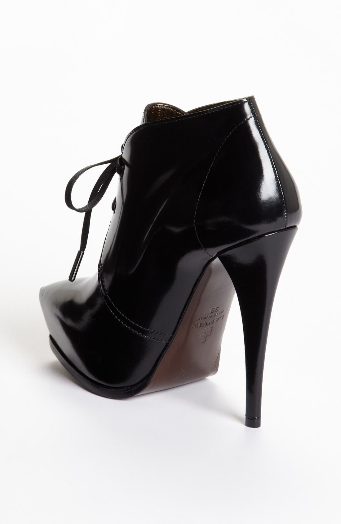 Alternate Image 2  - Lanvin Ankle Boot