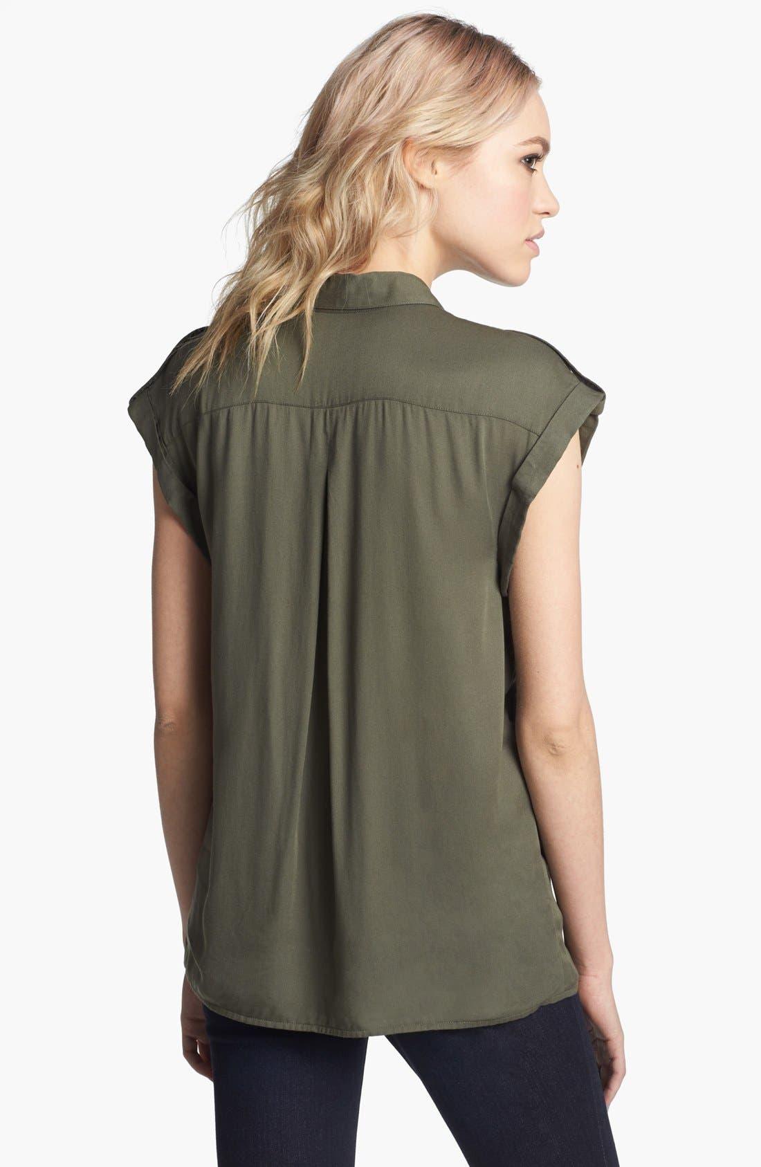 Alternate Image 2  - Trouvé Roll Cuff Shirt