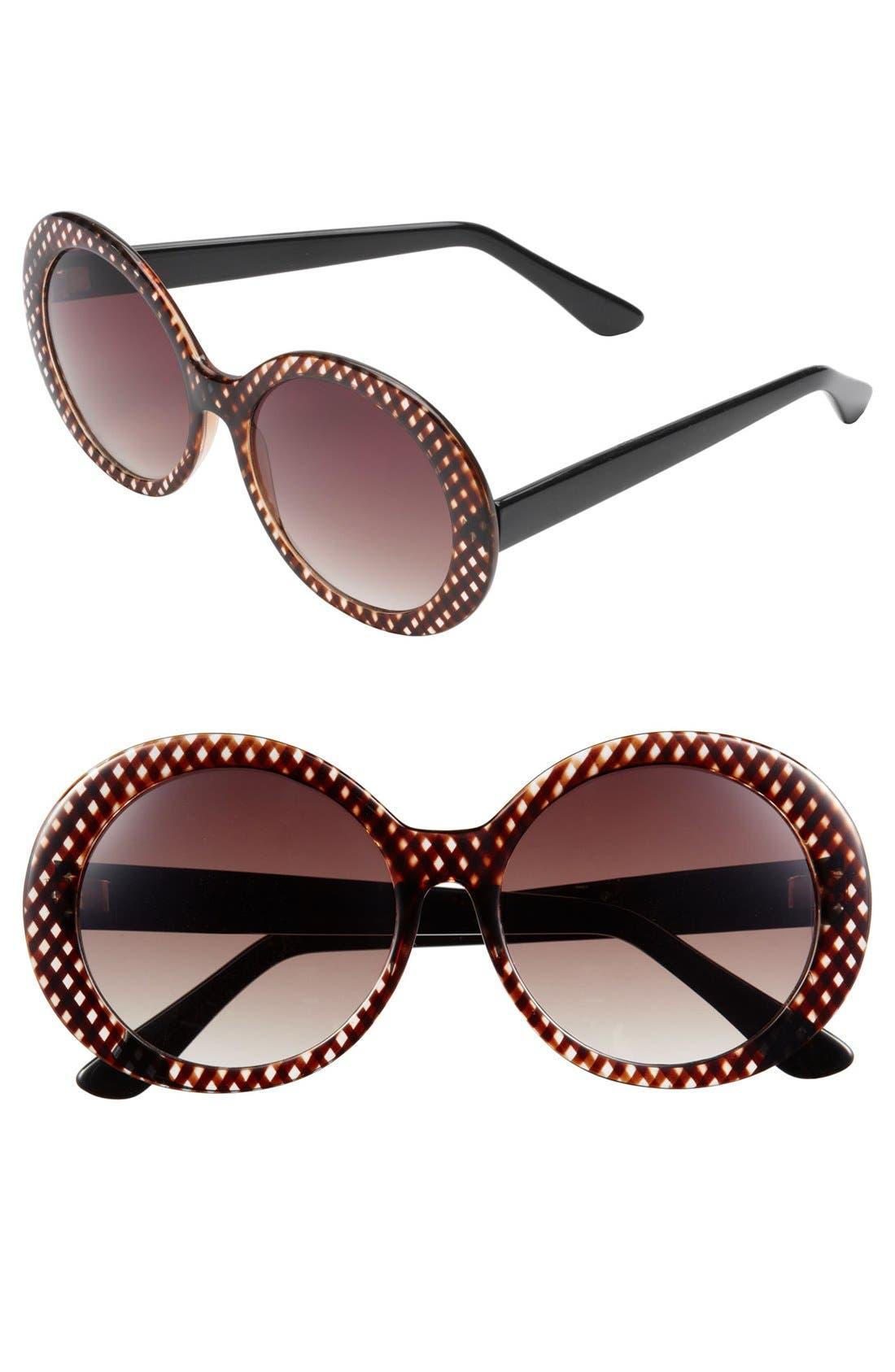 Alternate Image 1 Selected - Outlook Eyewear 'La Jolla' Sunglasses