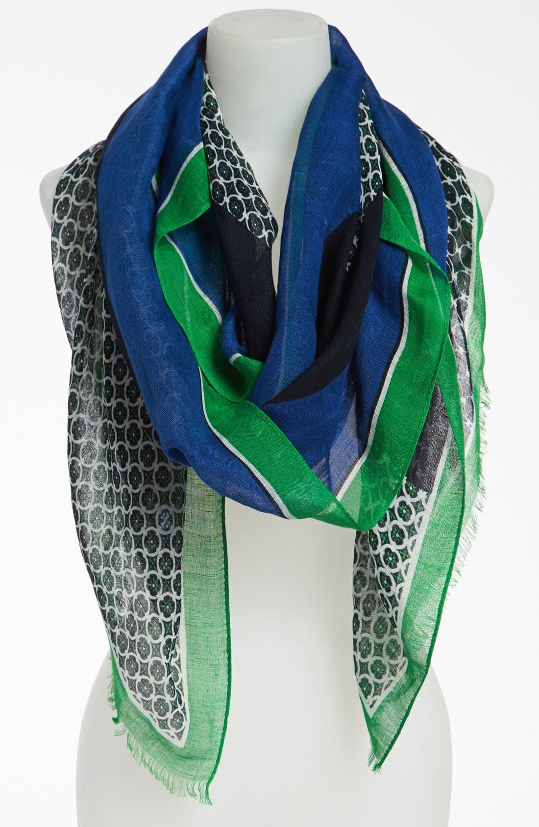 Alternate Image 1 Selected - Tory Burch 'Halland' Scarf