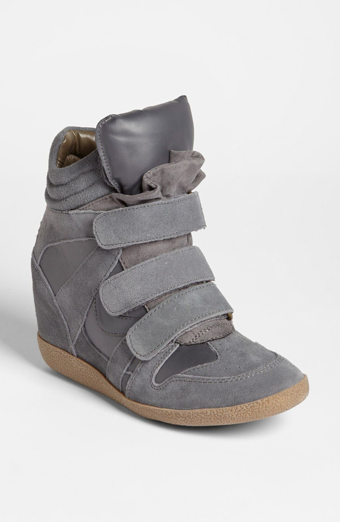 Alternate Image 1 Selected - Steve Madden 'Hilight' Wedge Sneaker