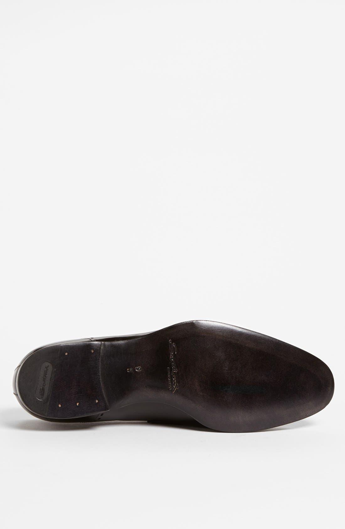Alternate Image 4  - Santoni 'Piermont' Loafer