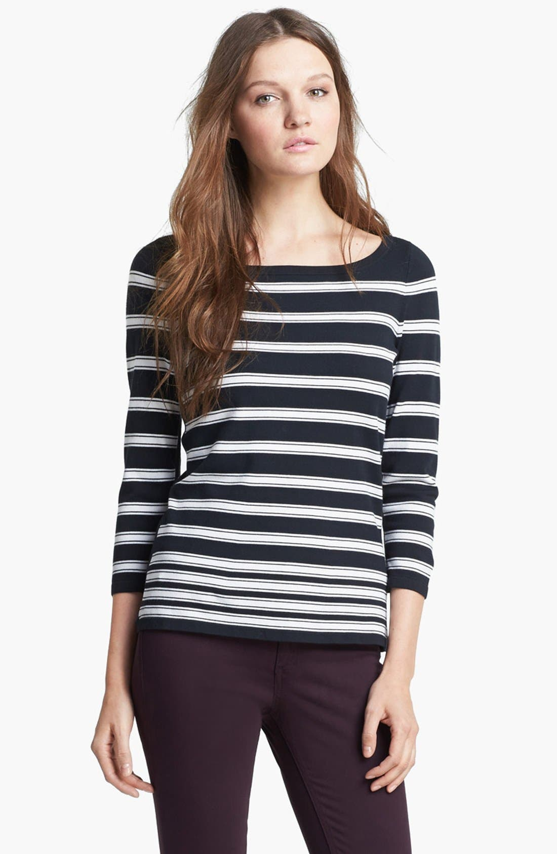 Alternate Image 1 Selected - rag & bone 'Sara' Stripe Knit Top