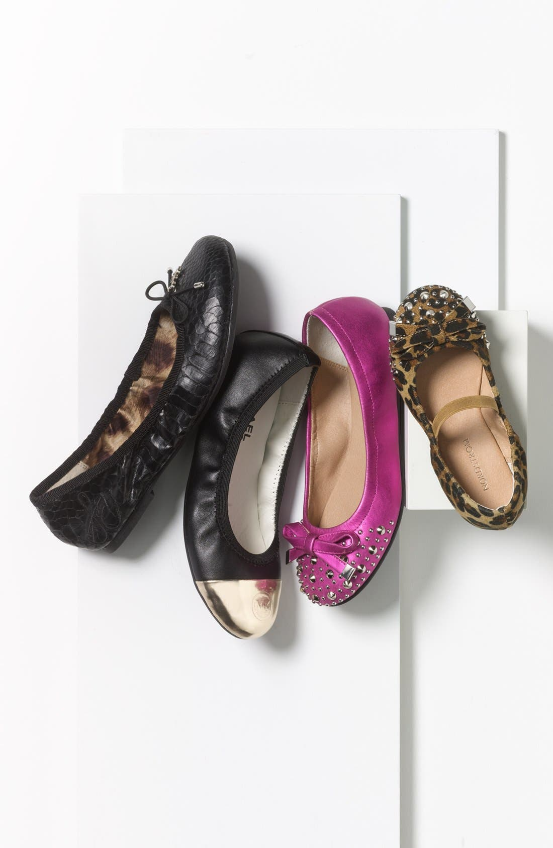 Alternate Image 6  - Sam Edelman 'Fiona' Ballet Flat (Toddler, Little Kid & Big Kid)