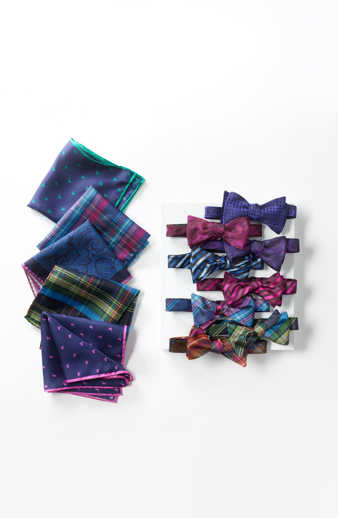 Alternate Image 4  - Ted Baker London Silk Bow Tie