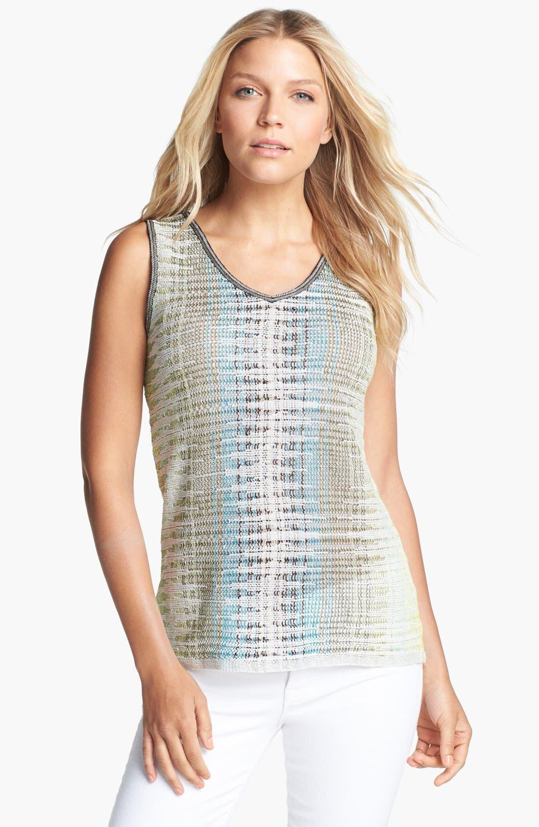Alternate Image 1 Selected - NIC+ZOE 'Canopy' Sweater (Regular & Petite)