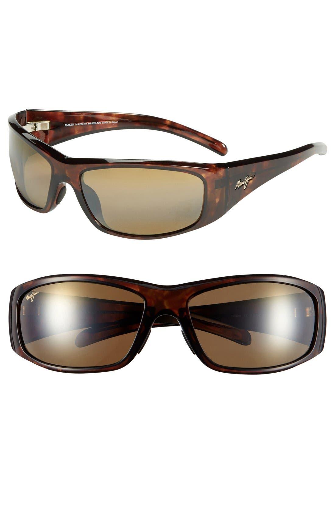 Alternate Image 1 Selected - Maui Jim 'Dorado - PolarizedPlus®2' 67mm Sunglasses