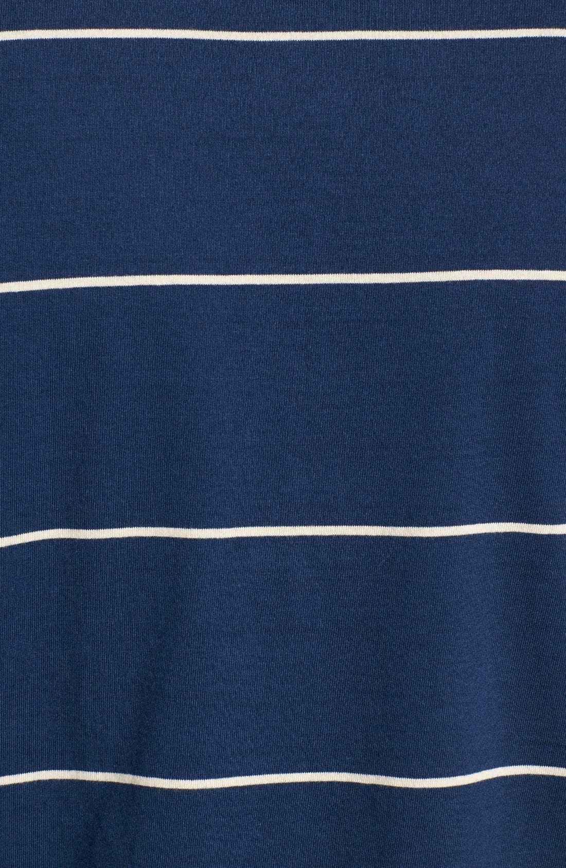 Alternate Image 3  - Obey 'Westchester' Stripe Jersey Henley