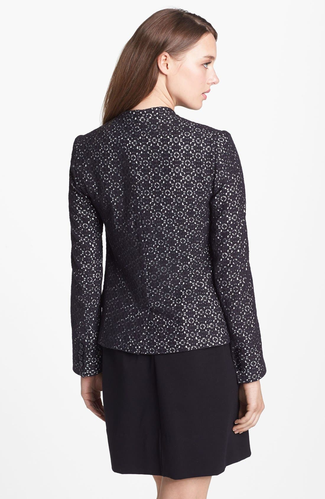 Alternate Image 2  - MARC BY MARC JACOBS 'Collage' Lace Blazer