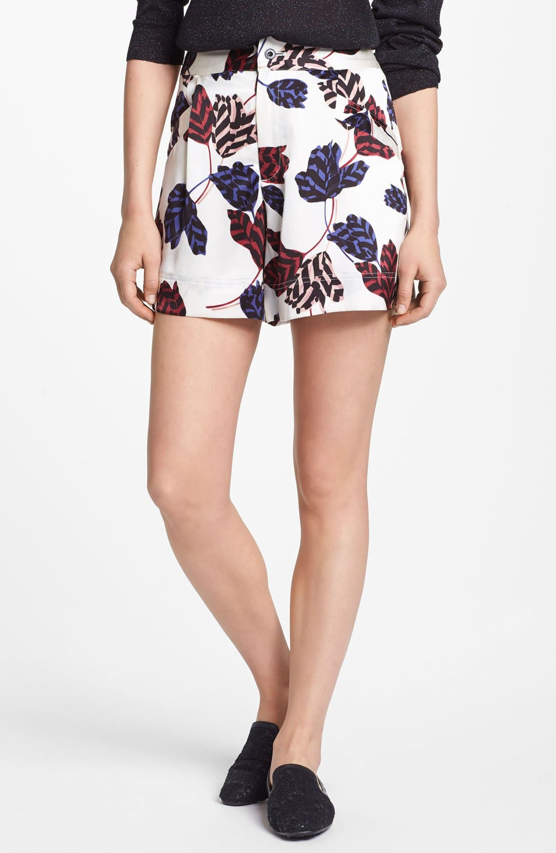 Alternate Image 1 Selected - MARC BY MARC JACOBS 'Marie Tulip' Shorts