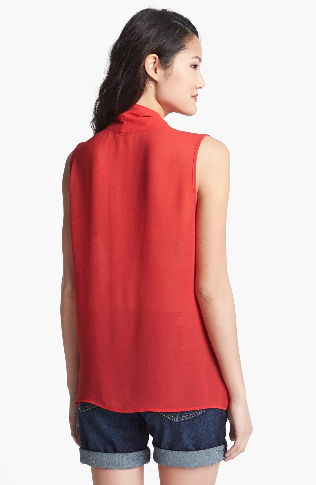 Alternate Image 2  - KUT from the Kloth Faux Wrap Top (Online Only)