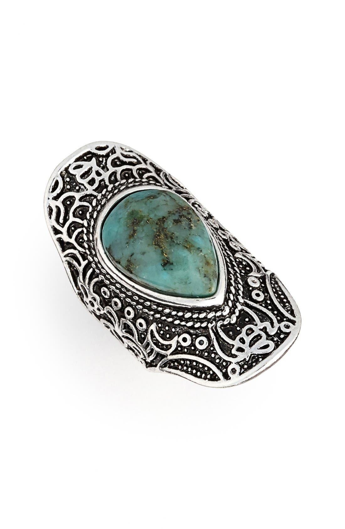 Alternate Image 1 Selected - South Sun Stone Ring