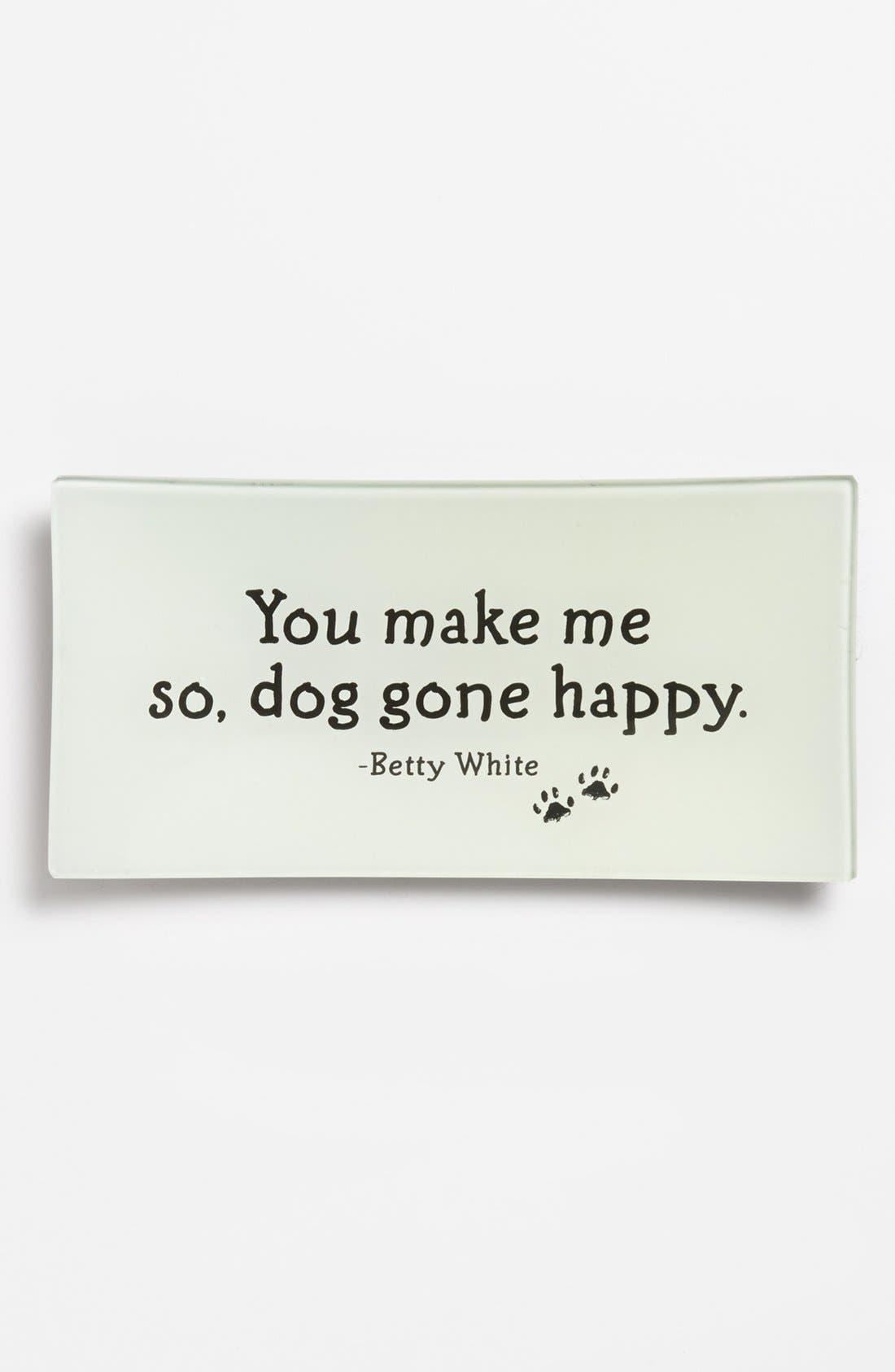 Main Image - Ben's Garden 'You Make Me So Dog Gone Happy' Trinket Tray
