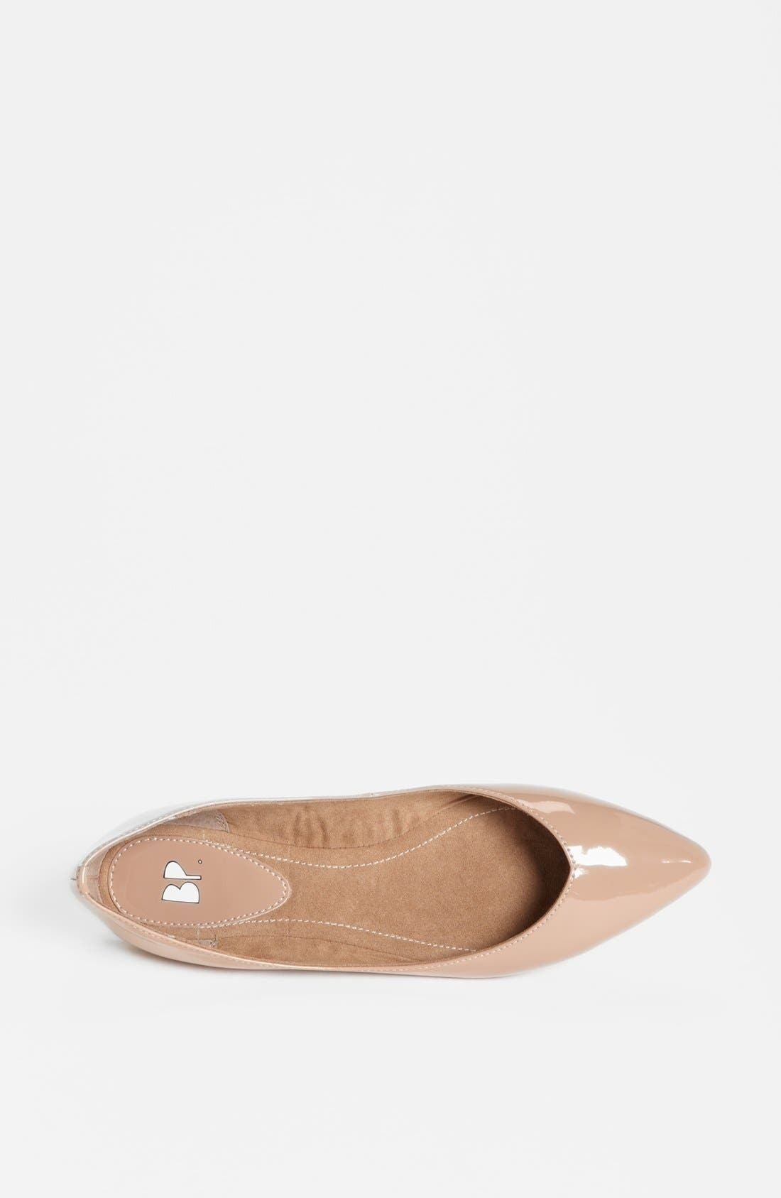 Alternate Image 3  - BP. 'Moveover' Pointy Toe Flat (Women)