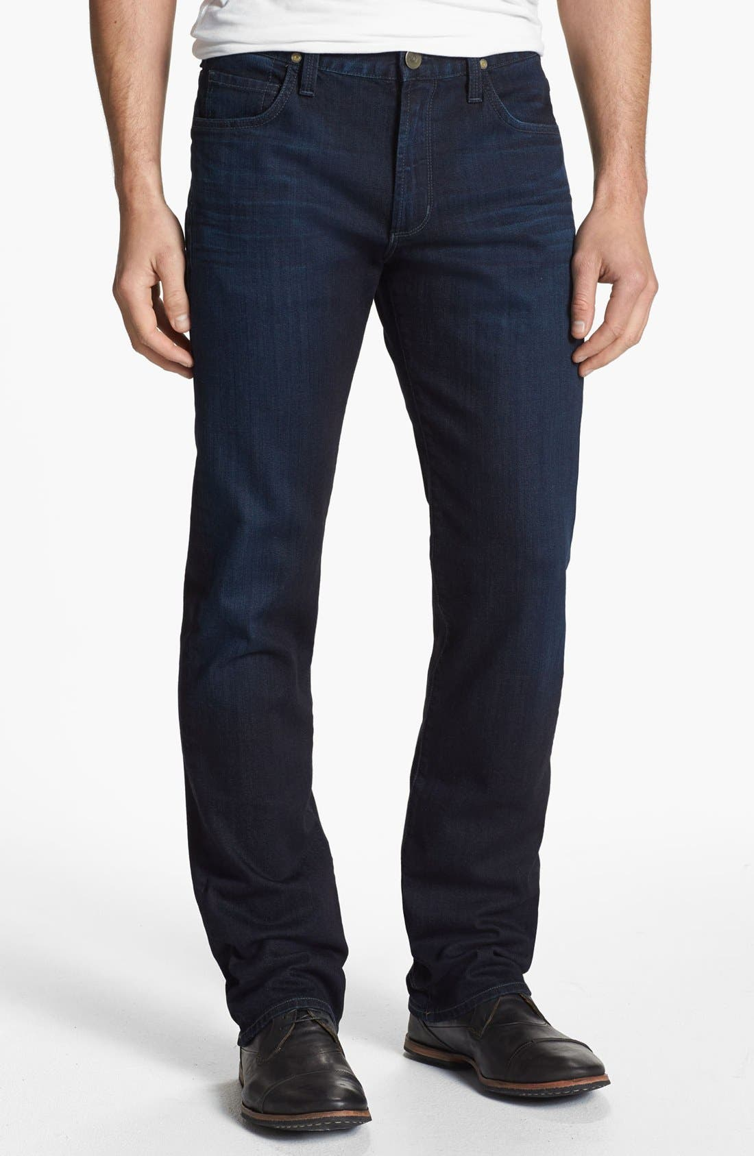 Alternate Image 1 Selected - Citizens of Humanity 'Sid' Straight Leg Jeans (Lawson)