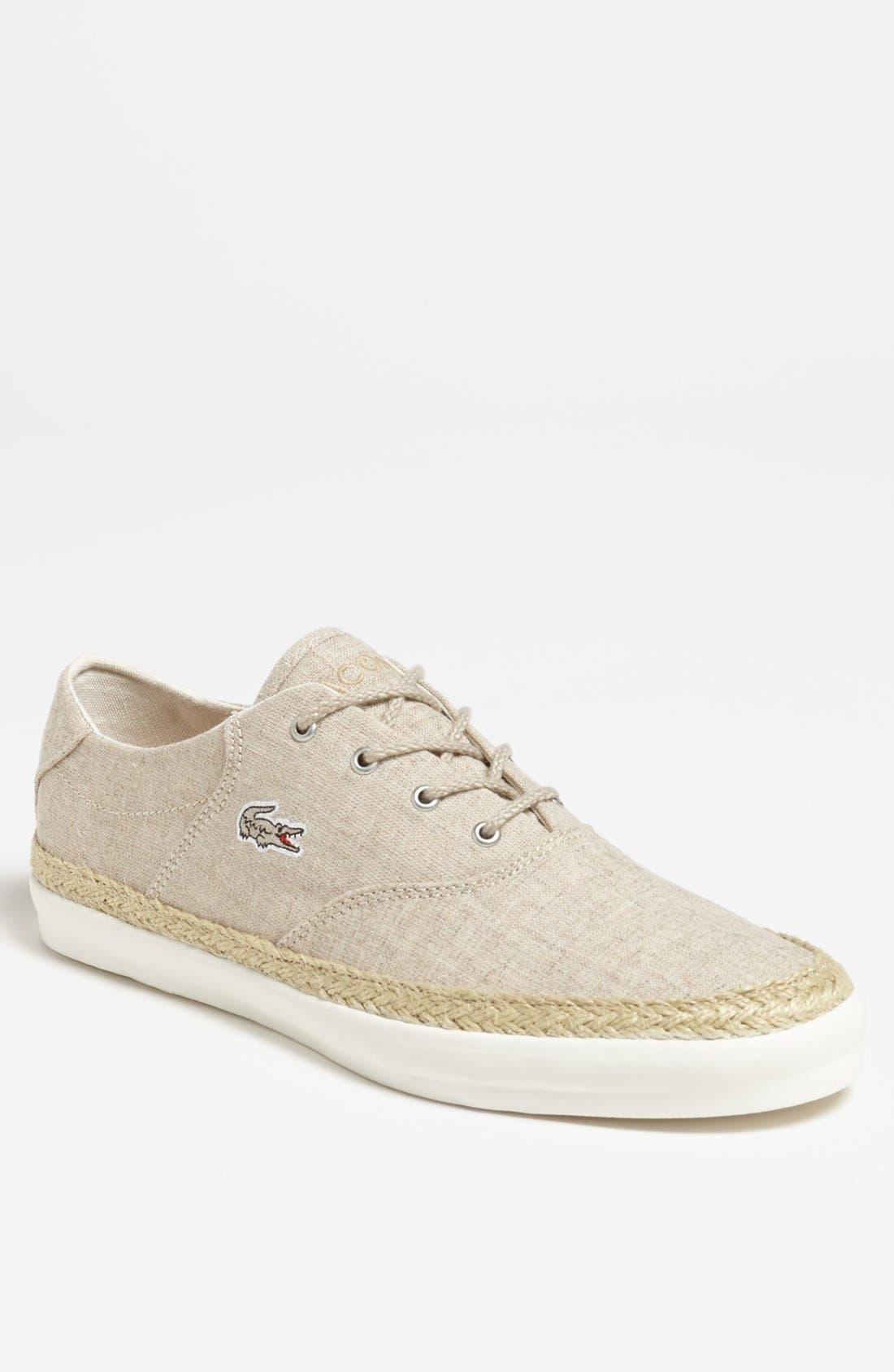 Alternate Image 1 Selected - Lacoste 'Glendon' Sneaker (Men)
