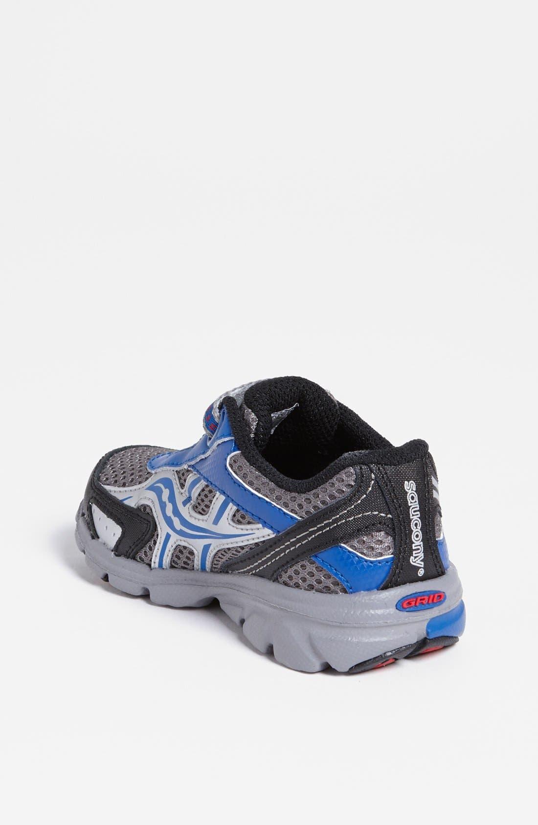 Alternate Image 2  - Saucony 'Baby Ride' Sneaker (Baby, Walker & Toddler)