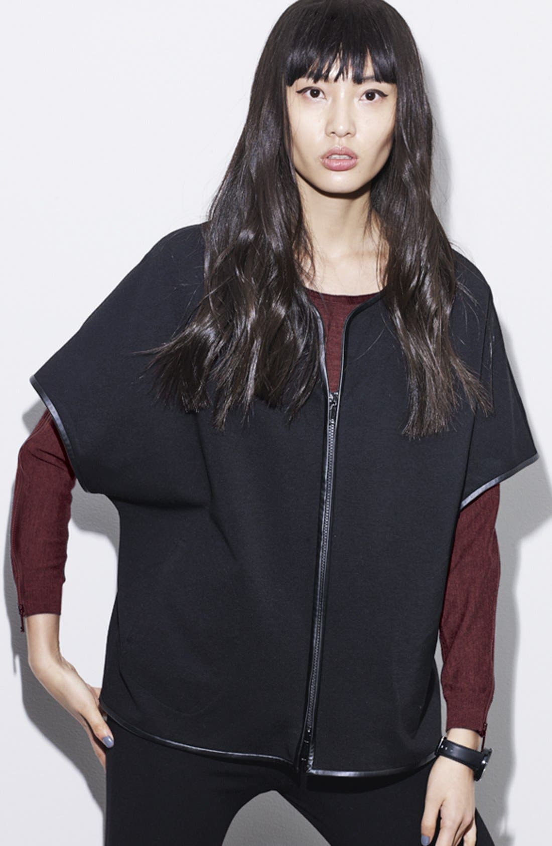 Main Image - Lafayette 148 New York Jacket, Sweater & Pants