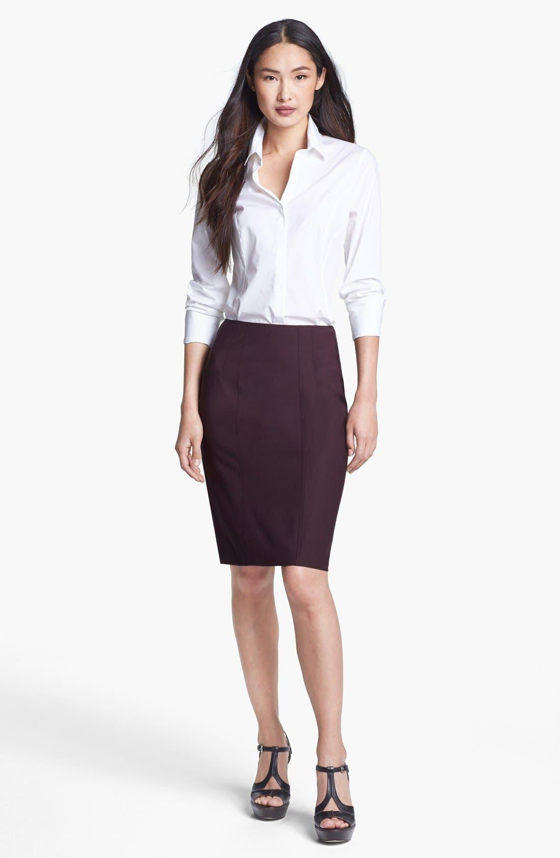 Alternate Image 3  - BOSS HUGO BOSS 'Vilisa' Skirt